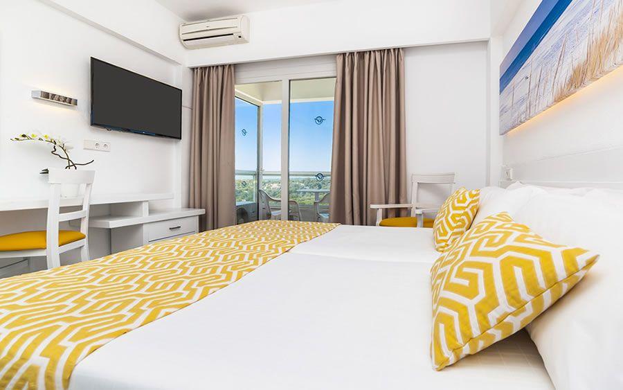 Samoa Hotel Mallorca Website