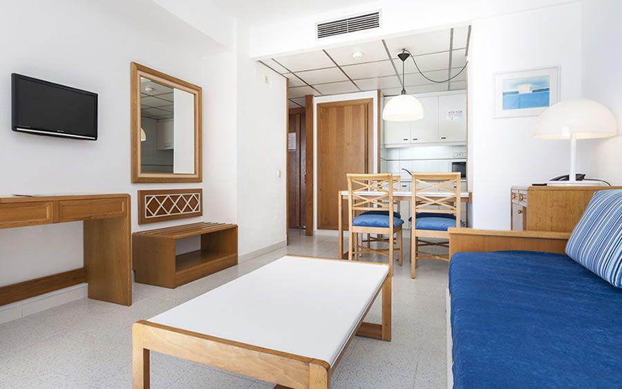 Zimmer der | Appartementanlage Globales Nova®, Palmanova ...