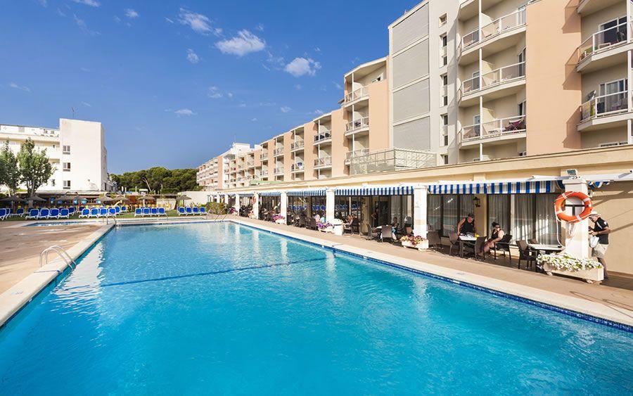 Globales Playa Santa Ponsa en Santa Ponsa - Hoteles Globales