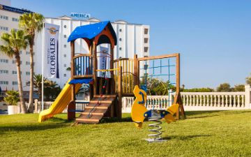 hoteles globales america kinderpark