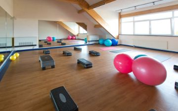 Globales Post Hotel & Wellness - gimnasio