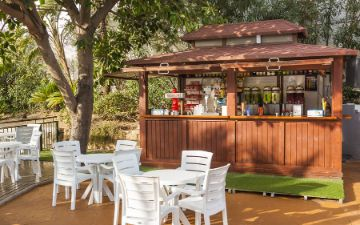 Globales Los Patos Park - snack bar