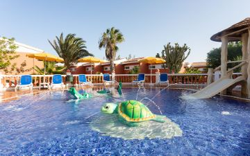 Globales Costa Tropical - piscina infantil