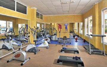 Globales Costa Tropical - gimnasio