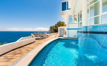 apartments globales cala vinas swimming pool 1
