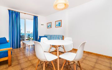 apartments globales cala vinas swimming pool sea view 2
