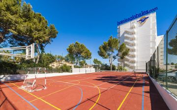 apartments globales cala vinas swimming pool sea view