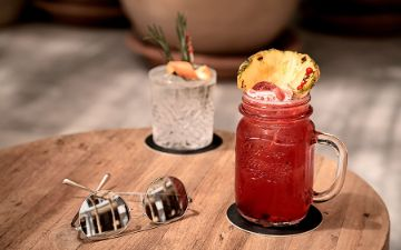 Cook's Club Palma Beach - Jugo de fruta