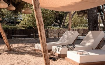Globales Palma Beach - Zona Chill Out
