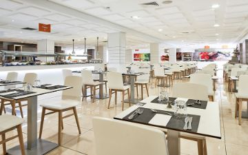 hotel globales globales pionero buffet 1