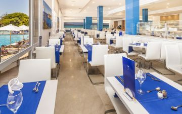 Globales Lord Nelson - restaurante - buffet