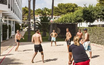 Globales Lord Nelson - Volley playa