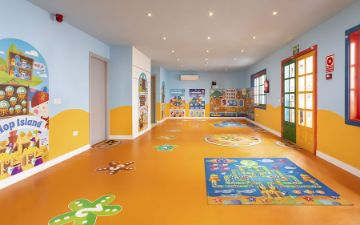 hotel globales tamaimo tropical kids club 2