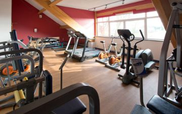 hoteles globales post & wellness gymnasium