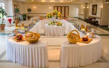 Globales Camino Real - catering evento