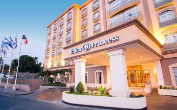 Hilton princess managua un hotel de lujo en nicaragua for Fachadas de hoteles de lujo
