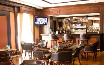 Hilton Princess Managua - Clancy bar