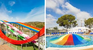 Globales opens the first hotel with water park in Sa Coma (Mallorca)