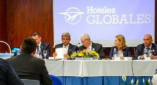 Globales Board of Directors attend the first annual PRE-season meeting