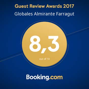 Globales Review Awards 2017 - Globales Almirante Farragut