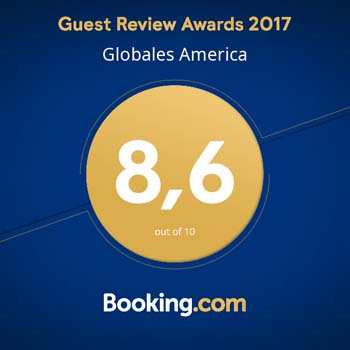 Globales Review Awards 2017 - Globales América