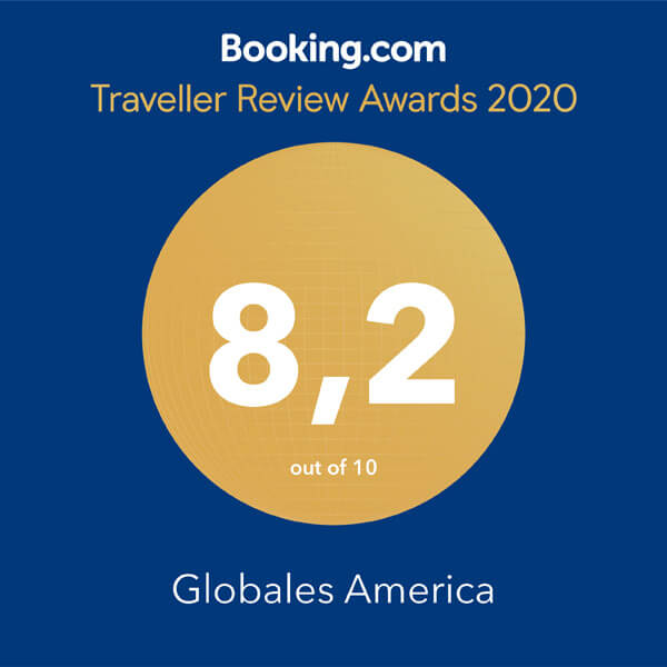Globales América - Booking Awards