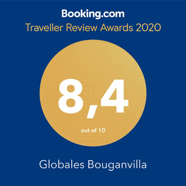 Globales Bouganvilla - Booking Awards