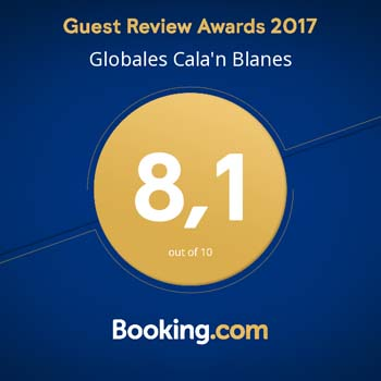 Globales Review Awards 2017 - Globales Cala'n Blanes
