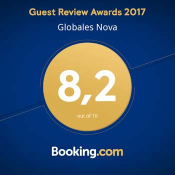 Globales Review Awards 2017 - Globales Aptos. Nova