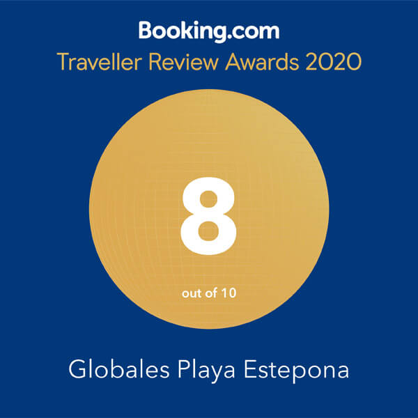 Globales Playa Estepona - Booking Awards