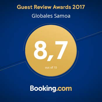 Globales Review Awards 2017 - Globales Samoa