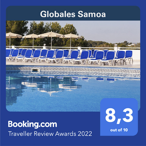 Globales Samoa - Booking Awards