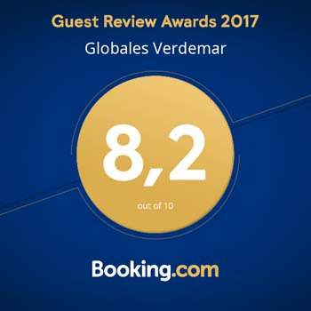 Globales Review Awards 2017 - Globales Aptos. Verdemar