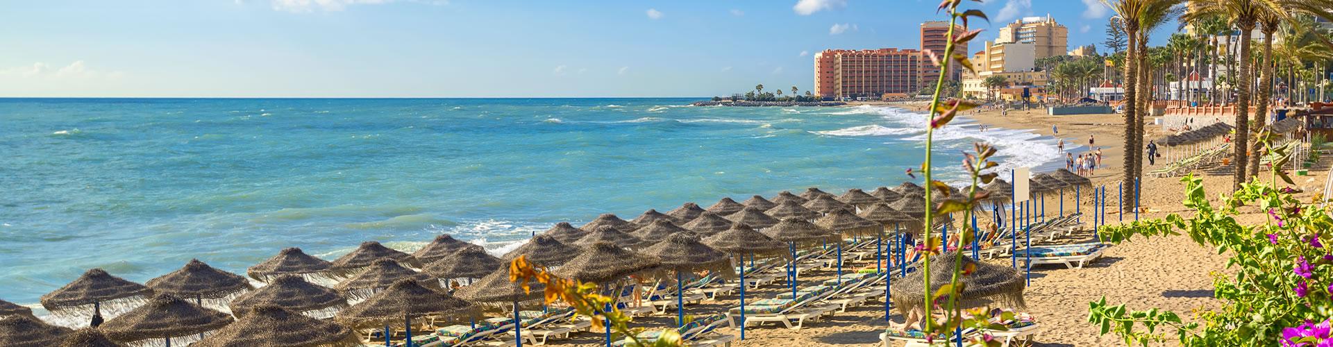 Hotel Mit Wasserpark In Benalm 225 Dena M 225 Laga Direkt Am Strand