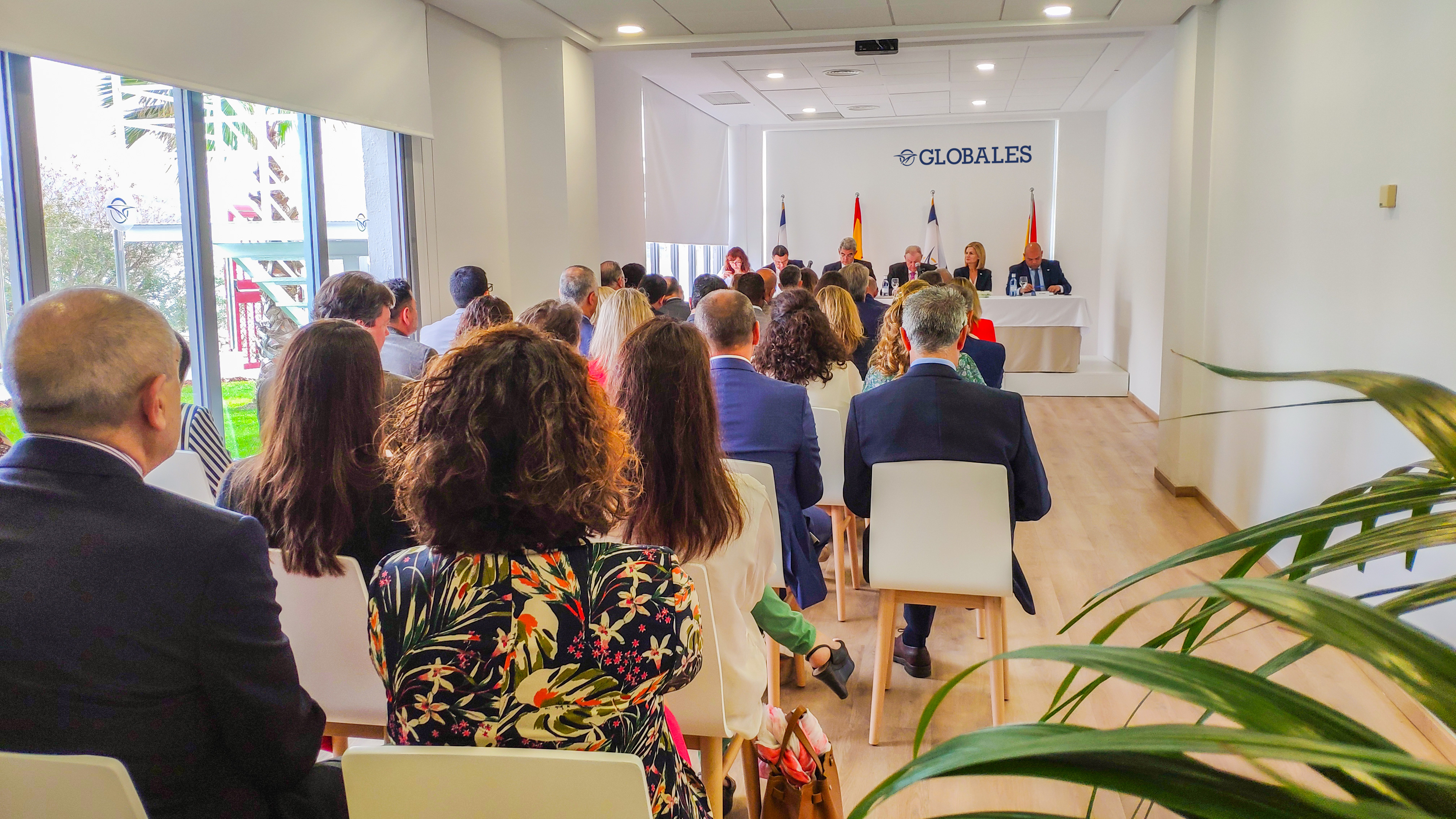 Image Globales celebrates its annual pre-season meeting.