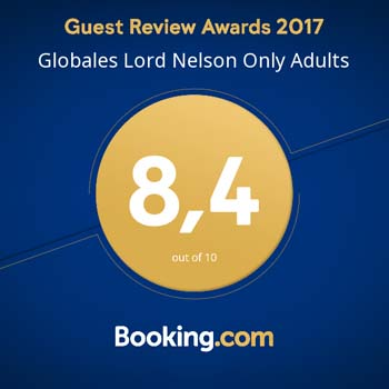 Globales Review Awards 2017 - Globales Lord Nelson