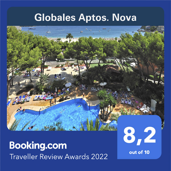 Globales Aptos. Nova - Booking Awards