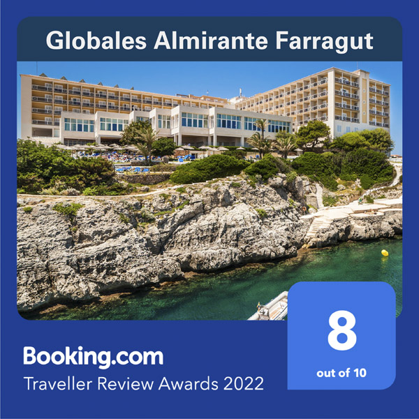 Globales Review Awards - Globales Almirante Farragut