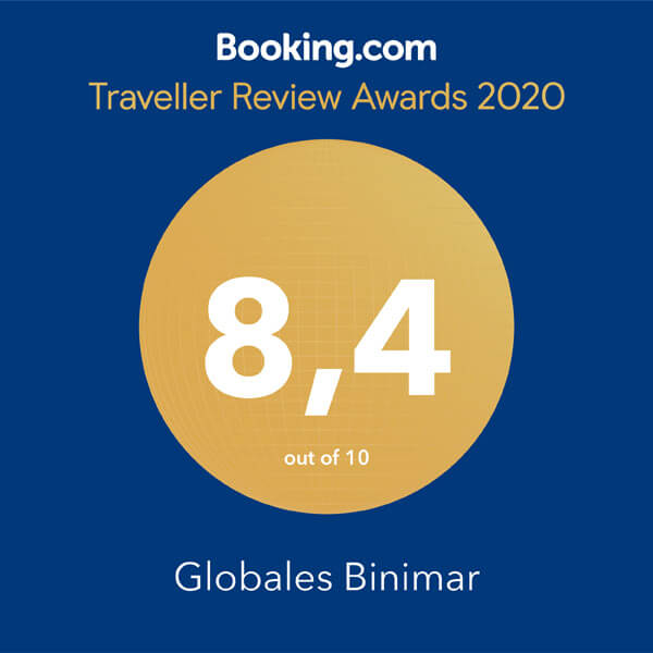 Globales Review Awards - Globales Aptos. Binimar