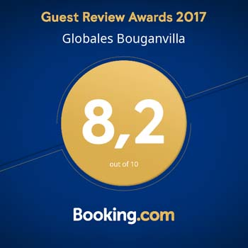 Globales Review Awards 2017 - Globales Bouganvilla