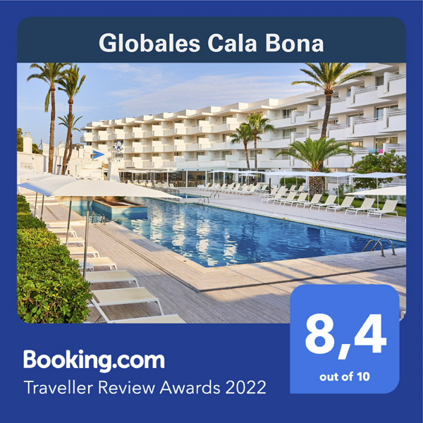 Globales Cala Bona Suites - Booking Awards
