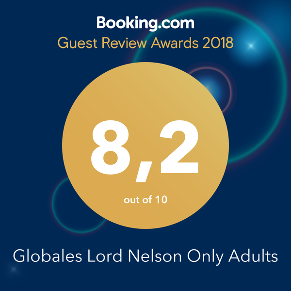 Globales Lord Nelson - Bookning Awards 2017