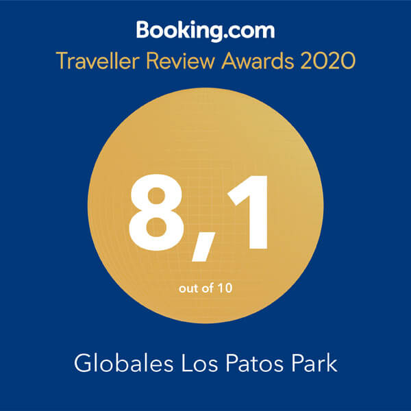 Globales los Patos Park - Booking Awards