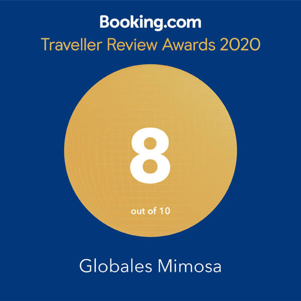 Globales - Mimosa - Booking Awards