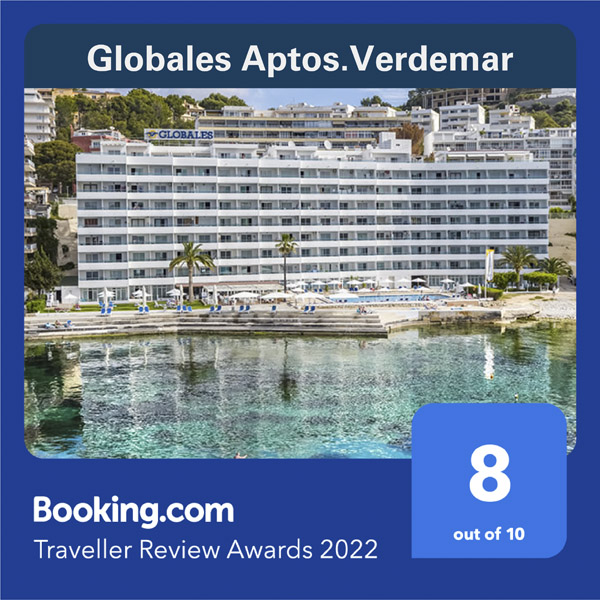 Globales Review Awards - Globales Aptos. Verdemar
