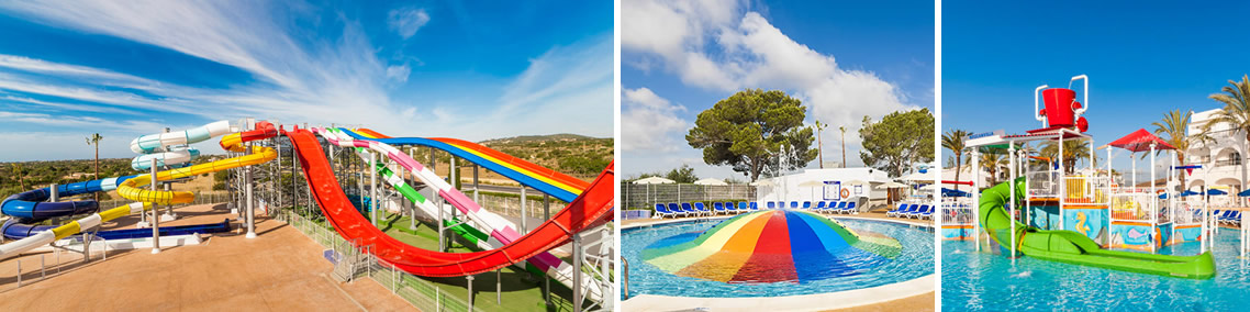 Image Globales opens the first hotel with water park in Sa Coma (Mallorca)