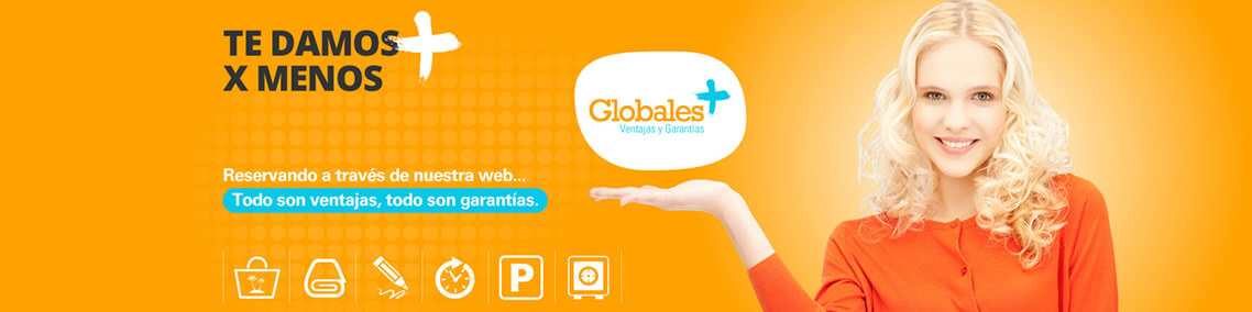 Image Launch of new Globales reservation programme, Globales Plus