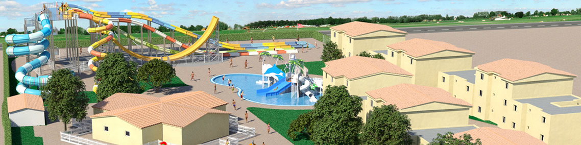 Image Globales Apartotel Bouganvilla will become a stunning Splash World